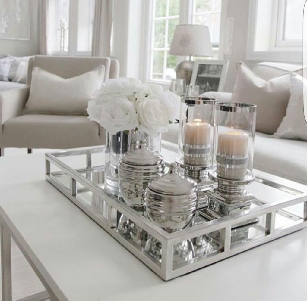 Living Room Side Table Decor Pin by Daisy On Home