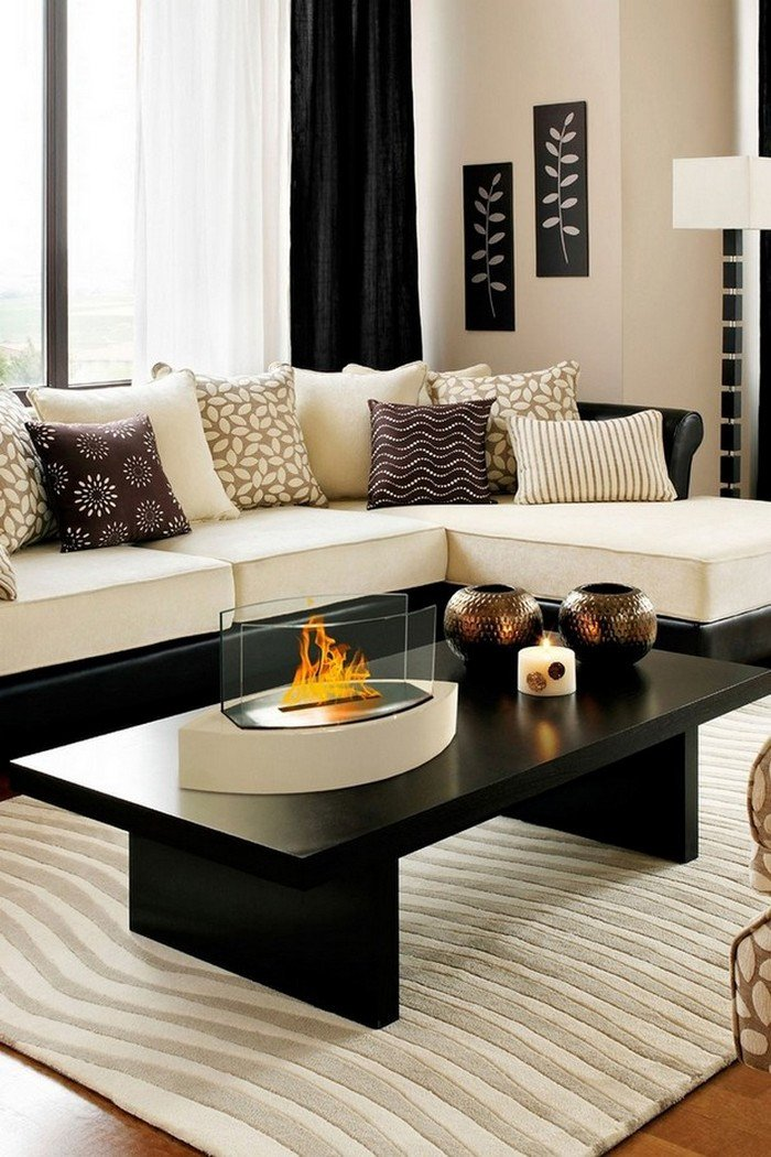 Living Room Table Decor Ideas How to Design Your Living Room with 50 Center Tables