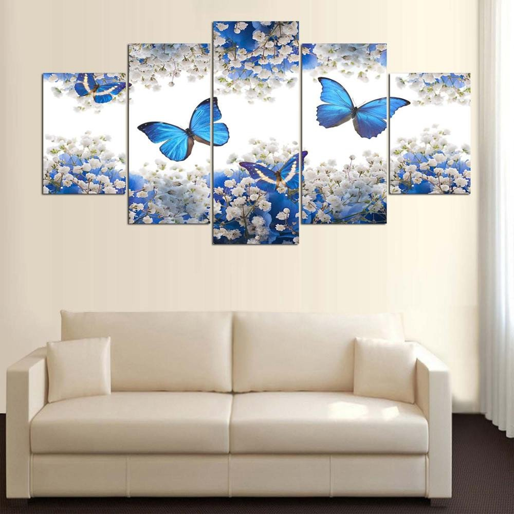 Living Room Wall Decor Pictures Canvas Painting Poster Wall Picture for Living Room Wall