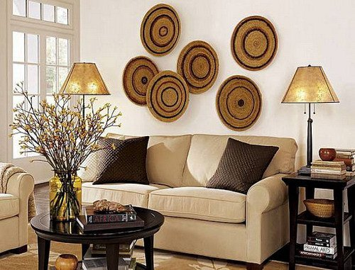 Living Room Wall Decorating Ideas Add touch Beauty and Warmth to Your Home with Wall