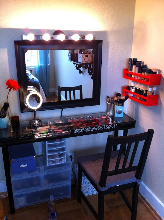 Make Up Vanity for Bedroom 51 Makeup Vanity Table Ideas