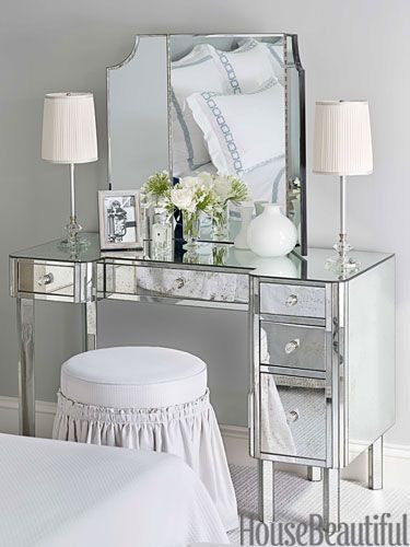 Make Up Vanity for Bedroom A Bathroom with Dramatic Mosaic Tile
