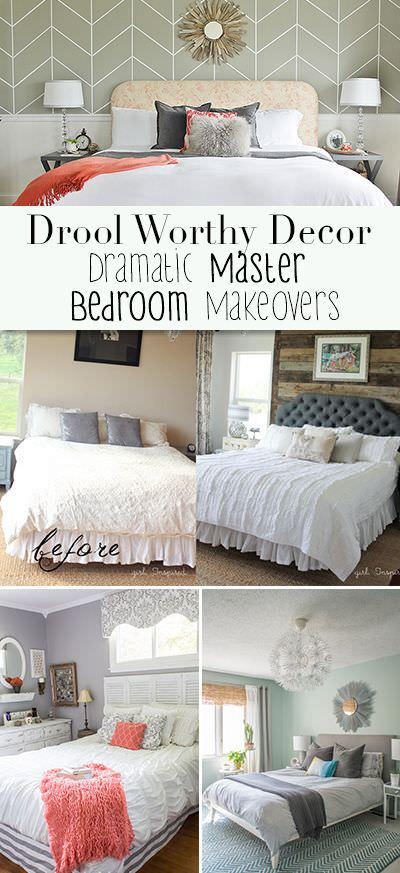 Master Bedroom Makeover Ideas Drool Worthy Decor Master Bedroom Decorating Ideas • the