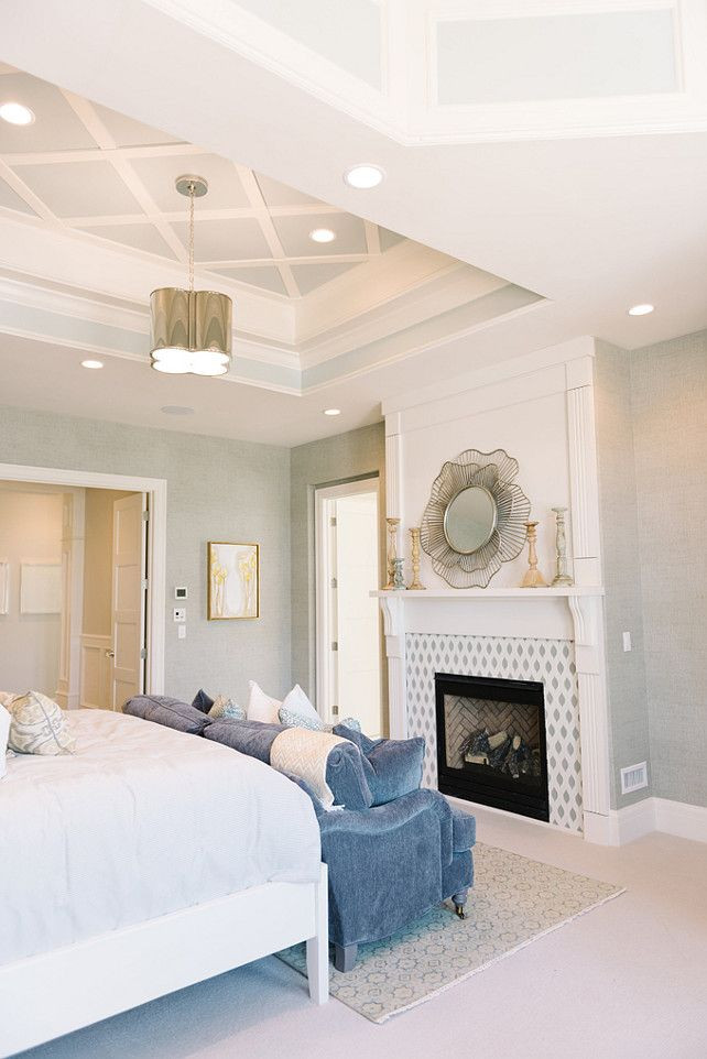 Master Bedroom with Fireplace Master Bedroom Fireplace Master Bedroom Fireplace Tiles