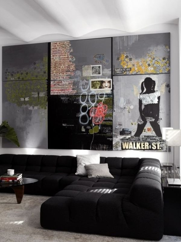 Mens Living Room Wall Decor A Plete Guide to A Perfect Bachelor Pad