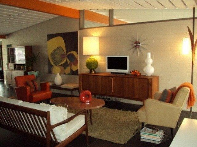 Mid Century Living Room Decor 79 Stylish Mid Century Living Room Design Ideas