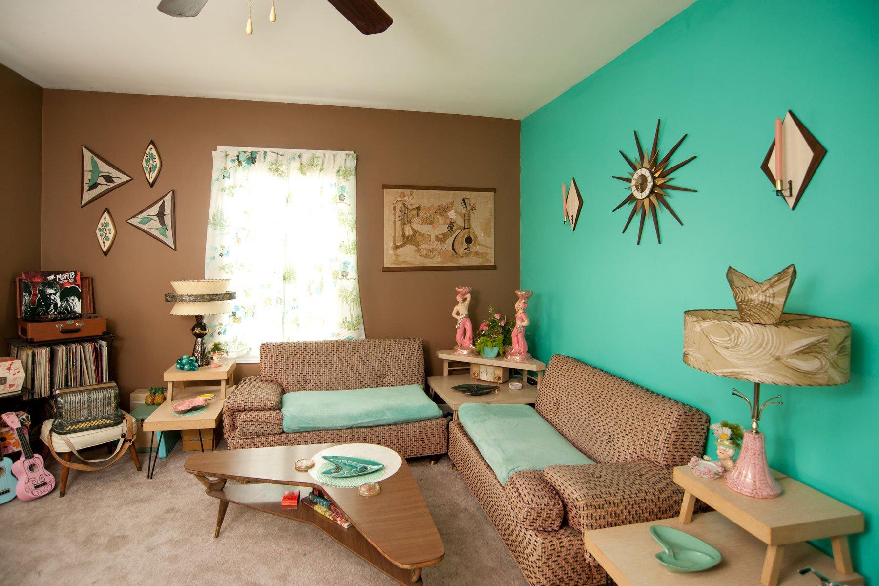 Mid Century Living Room Decor Mid Century Decor with Mandy Ness