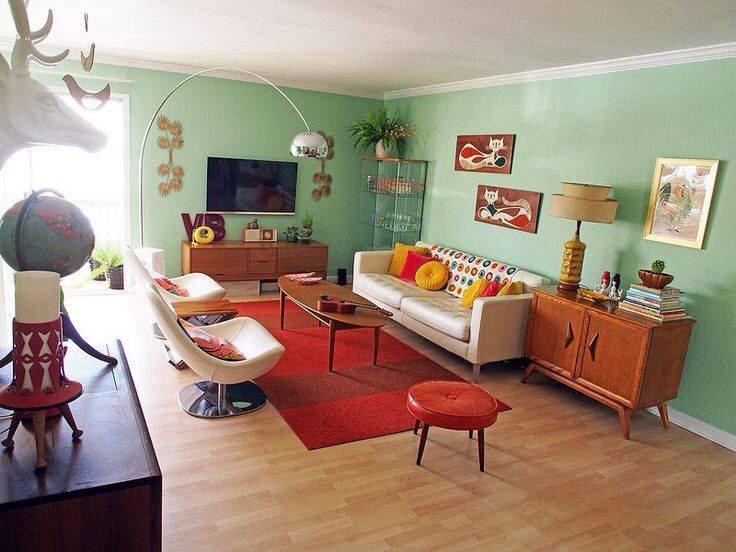 Mid Century Living Room Decor Mid Century Modern Wednesday Wish List 4 Vintage Gal