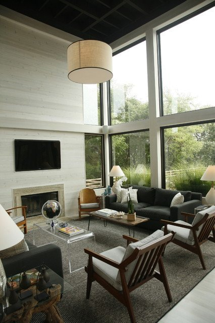 Mid Century Modern Living Room Decorating Ideas 14 Mid Century Modern Living Room Design Ideas Style
