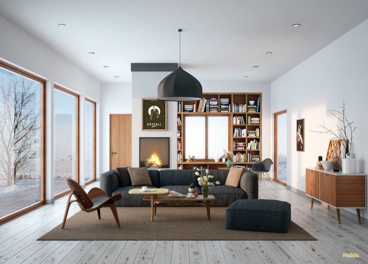 Mid Century Modern Living Room Decorating Ideas 30 Mesmerizing Mid Century Modern Living Rooms and their