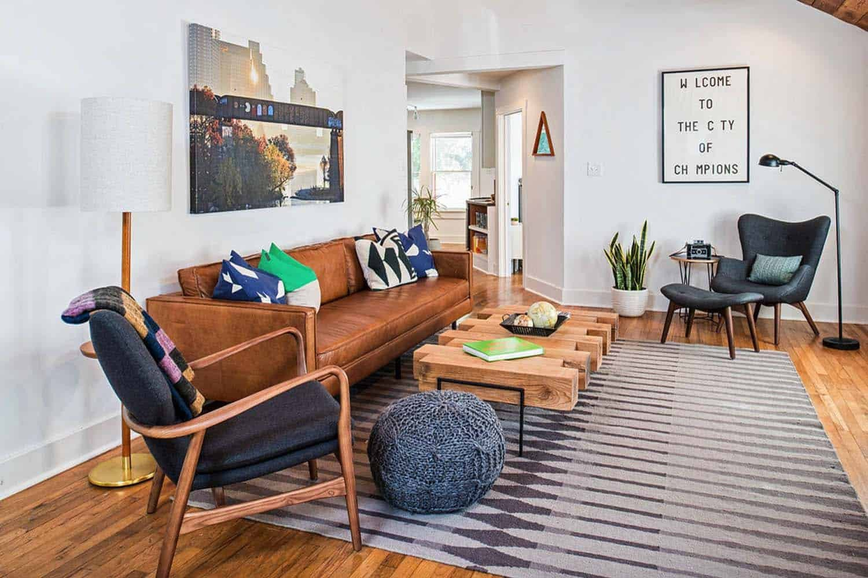 Mid Century Modern Living Room Decorating Ideas 38 Absolutely Gorgeous Mid Century Modern Living Room Ideas