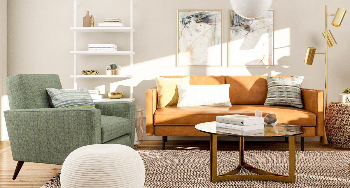 Mid Century Modern Living Room Decorating Ideas Modern Living Room Design Ideas – 5 Ways to Bring A Mid