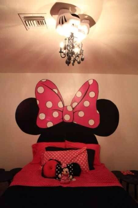 Minnie Mouse Bedroom Ideas Awesome Minnie Mouse Kids Bedroom Ideas by Samina Khan Musely