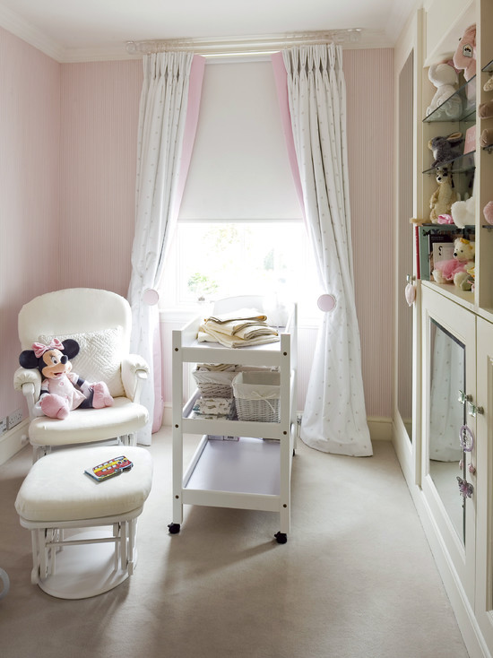 Minnie Mouse Bedroom Ideas Bedroom Traditional Nursery Room with Pink Color and Minnie