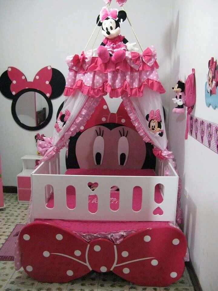 Minnie Mouse Bedroom Ideas Cute Minnie Mouse Bedroom