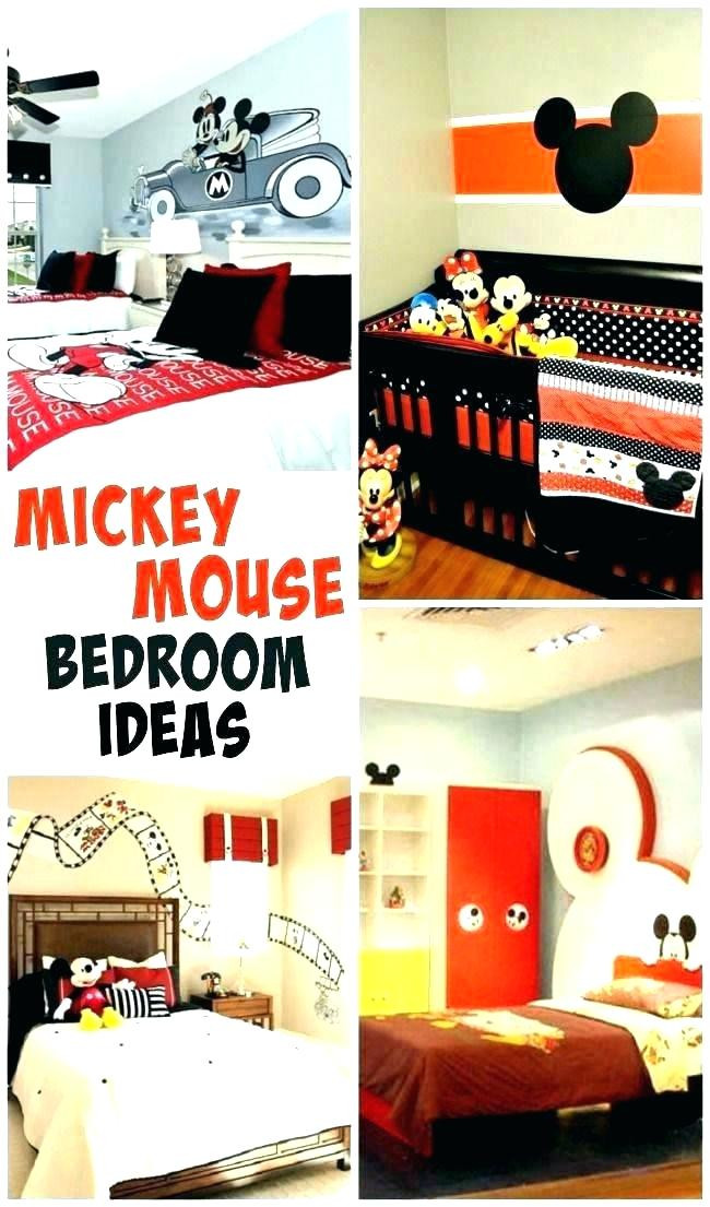 Minnie Mouse Bedroom Ideas Mickey Mouse Wall Decor Room Decoration Ideas Bedroom