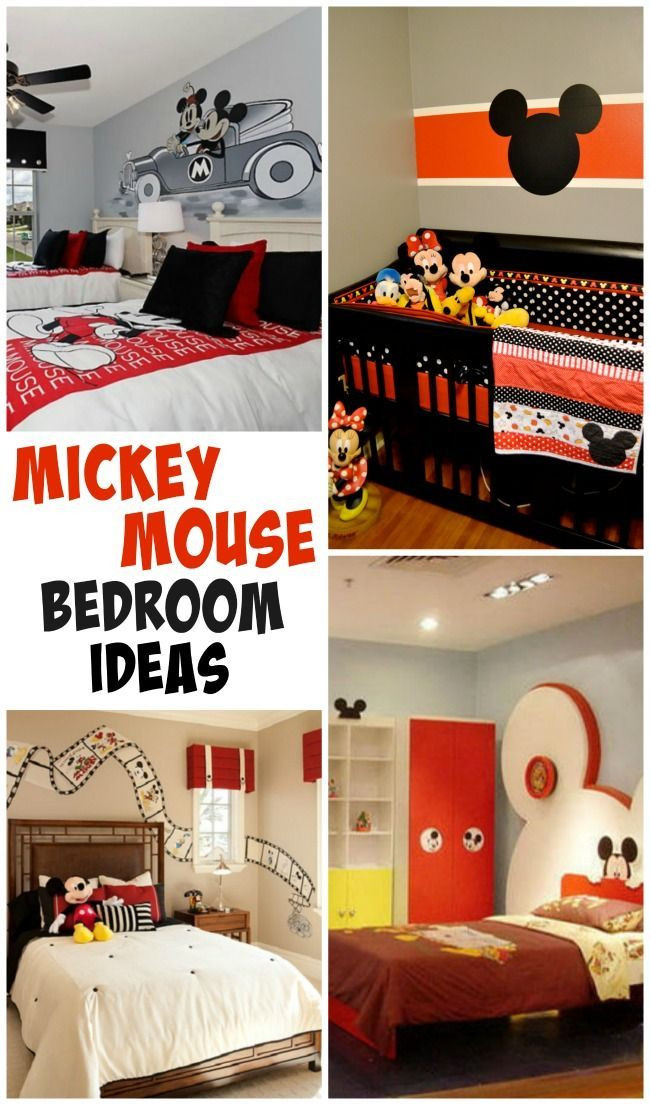 Minnie Mouse Bedroom Ideas Mickey Room Ideas