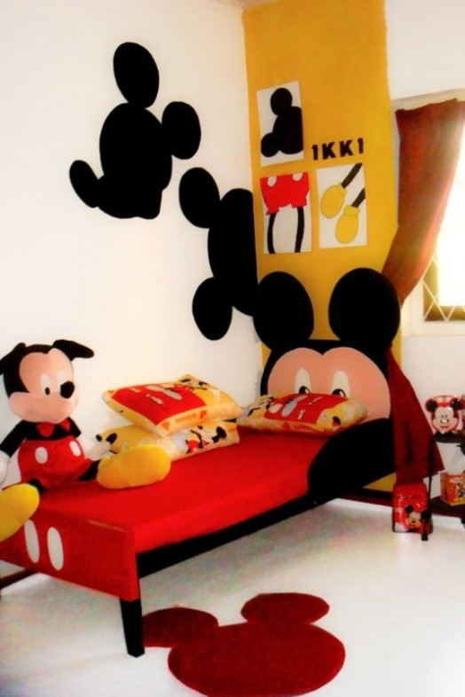 Minnie Mouse Bedroom Ideas Minnie Mouse Bedroom Decor – Bedroom at Real Estate