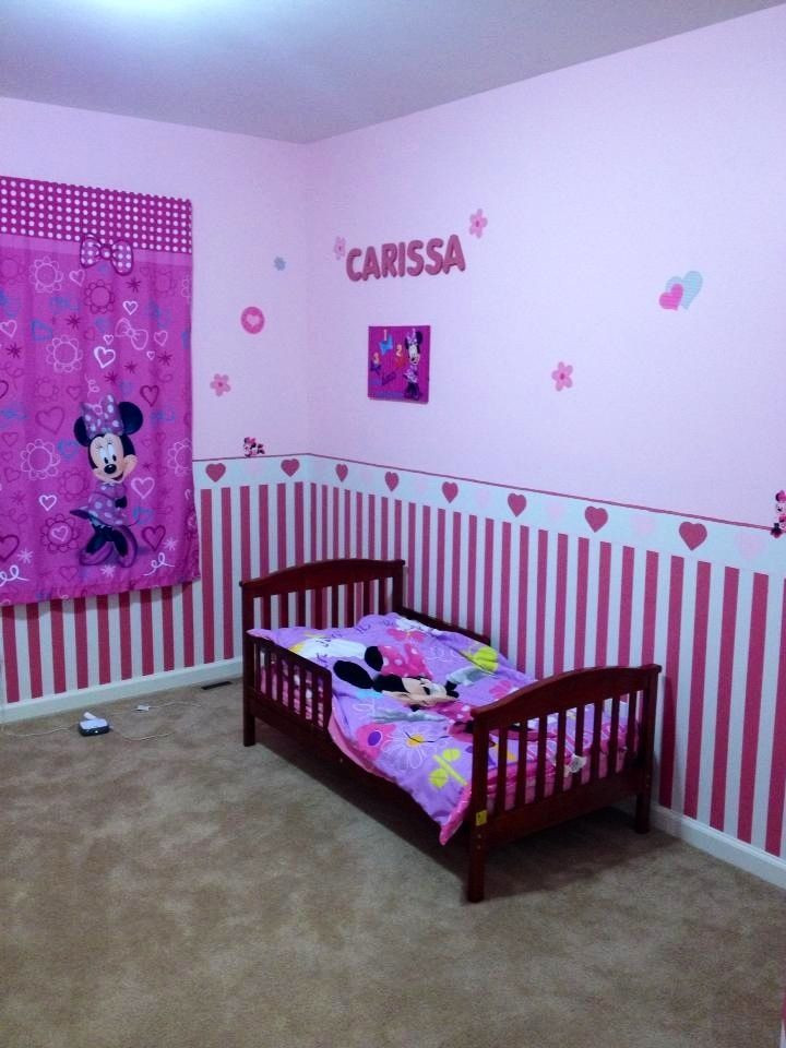 Minnie Mouse Bedroom Ideas Minnie Mouse Room