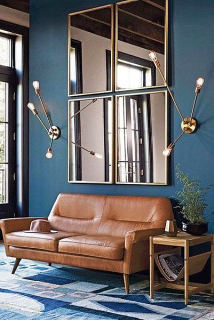 Mirrors Contemporary Living Room How to Arrange A Small Living Room 20 Ideas Shelterness