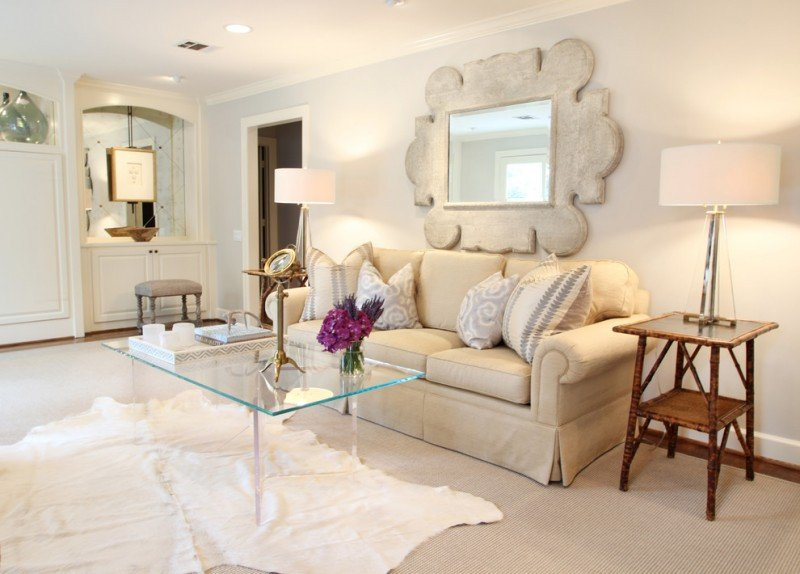 Mirrors Contemporary Living Room the Collections Of Impressive Interior Decorator Houston