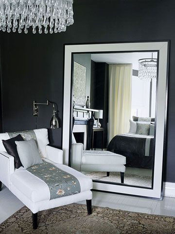 Mirrors for Bedroom Walls Decorating with Mirrors