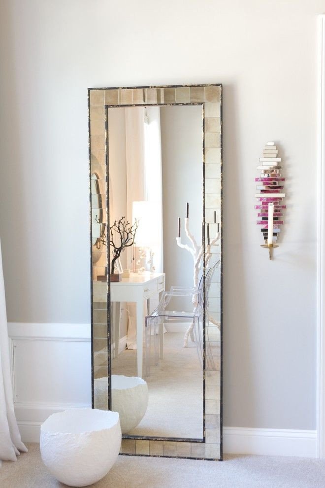 Mirrors for Bedroom Walls Full Length Wall Mirror Decoration Ideas Pictures In Bedroom