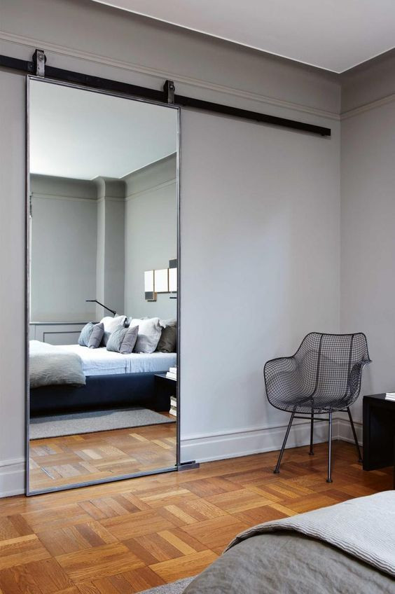 Mirrors for Bedroom Walls Get Stunning Wall Mirrors Ideas for the Bedroom