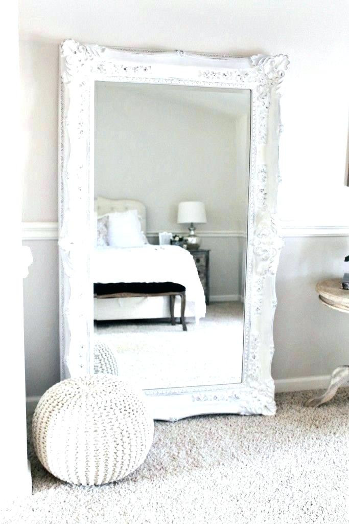 Mirrors for Bedroom Walls White Wall Mirror Save the Ideas Bedroom Bathroom Elegant