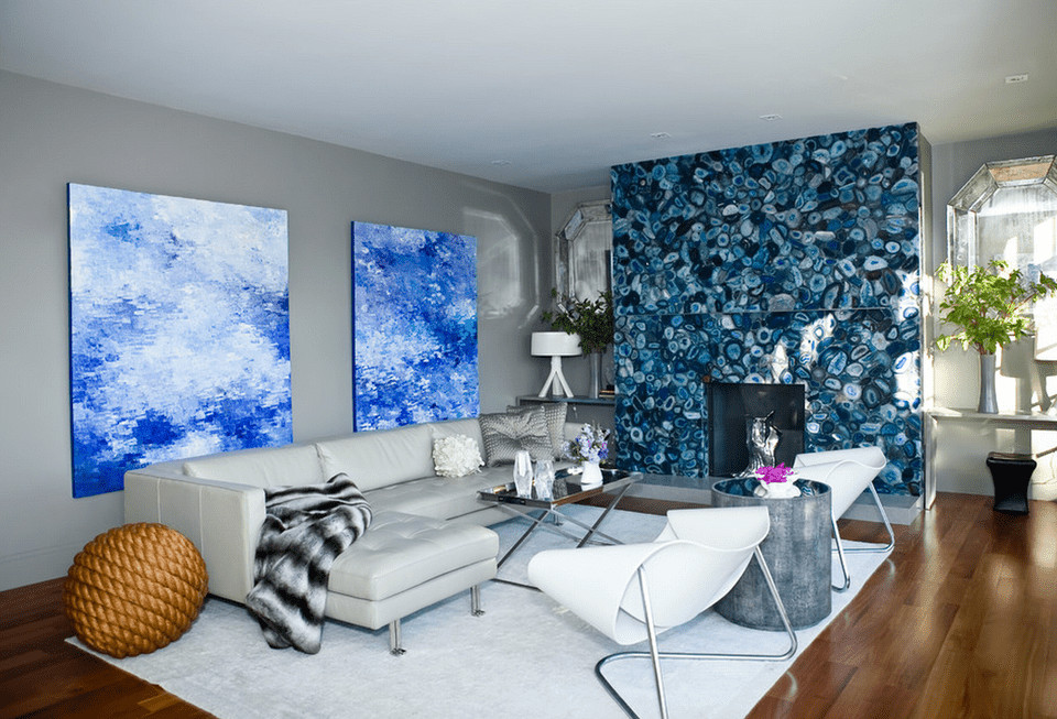 Modern Blue Living Room Decorating Ideas 21 Modern Living Room Design Ideas