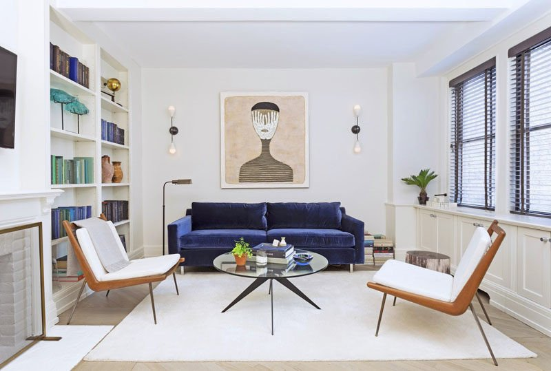 Modern Blue Living Room Decorating Ideas 4 Ways to Use Navy Home Decor to Create A Modern Blue
