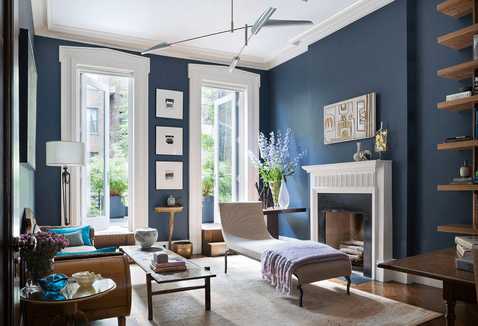 Modern Blue Living Room Decorating Ideas Blue Living Room Ideas