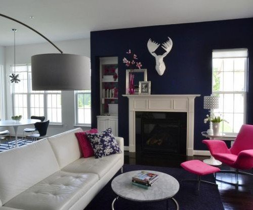 Modern Blue Living Room Decorating Ideas Navy Blue Living Room Decorating Ideas Modern House Navy