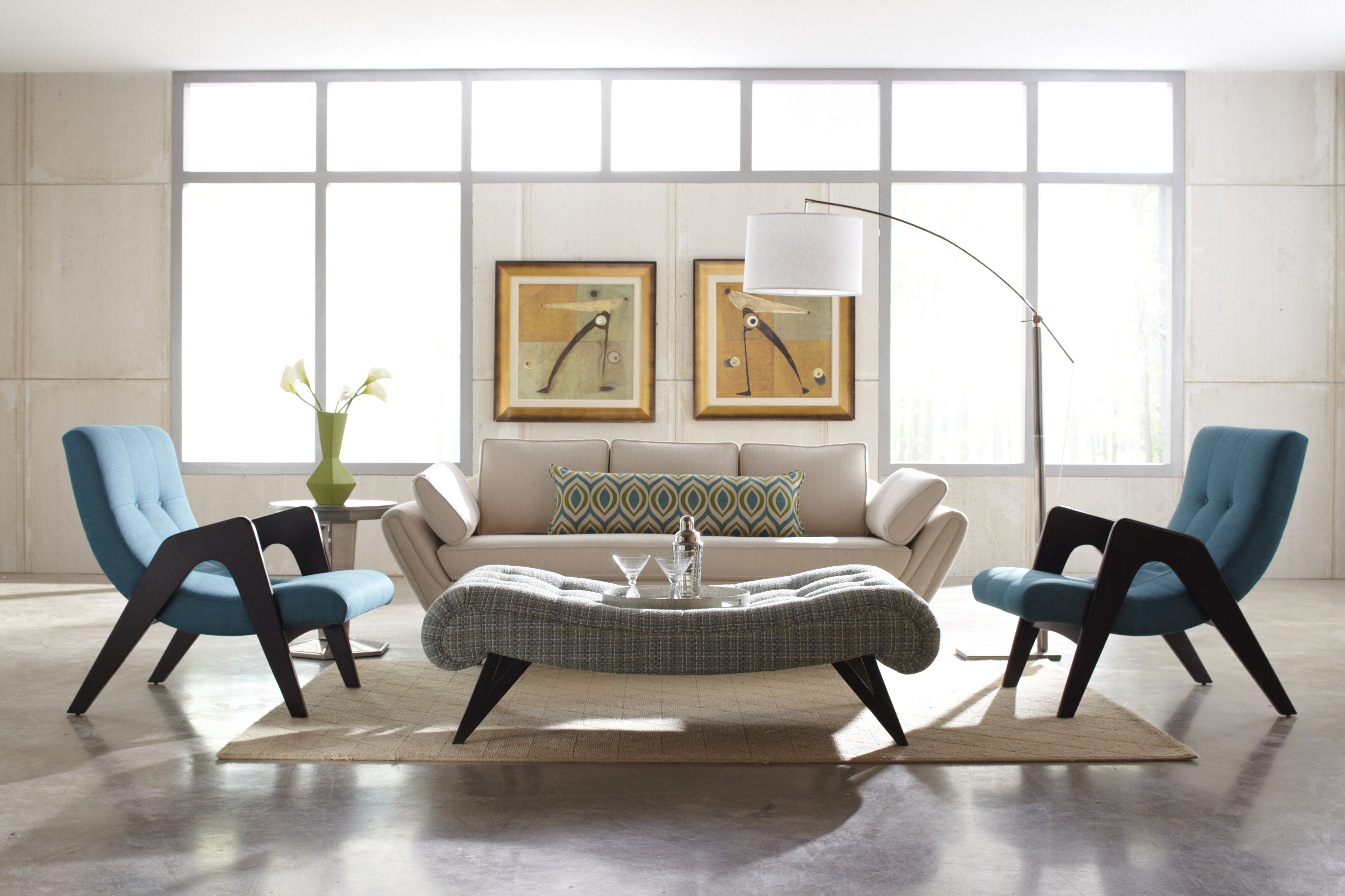 Modern Chair Living Room Decorating Ideas Contemporary or Modern What's the Difference In Interior