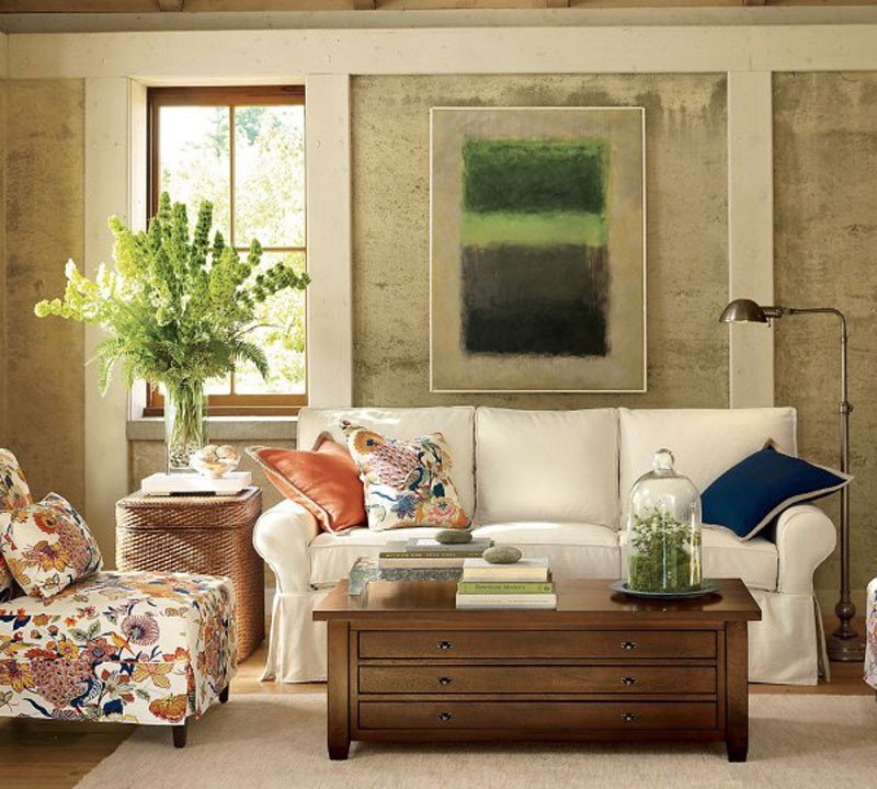 Modern Chair Living Room Decorating Ideas Modern Vintage Home Decor Ideas