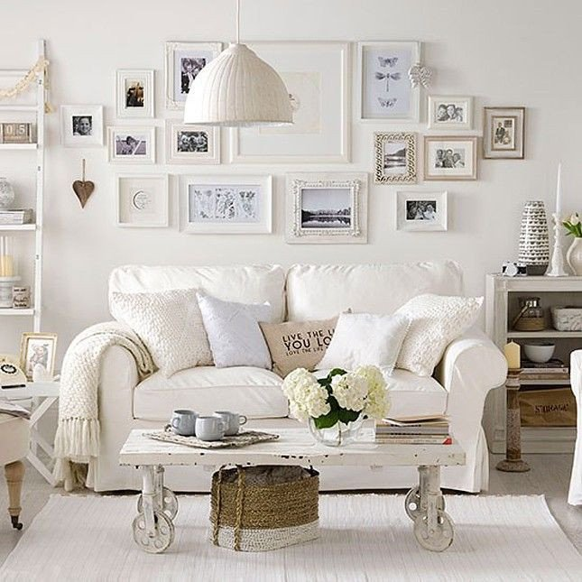 Modern Chic Living Room Decorating Ideas 14 Modern Shabby Chic Decor Ideas that are totally Grandma