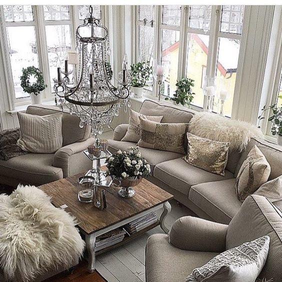 Modern Chic Living Room Decorating Ideas 50 Inspiring Living Room Ideas