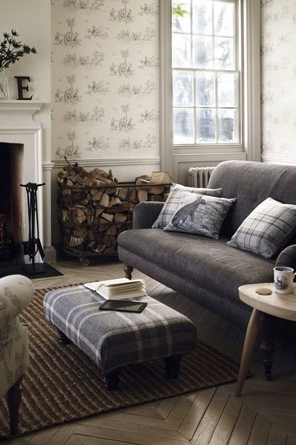Modern Cottage Living Room Decorating Ideas Modern Country Design House