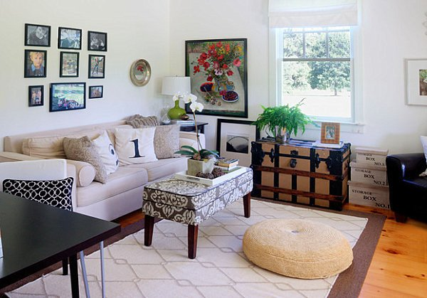 Modern Country Living Room Decorating Ideas Country Home Decor with Contemporary Flair