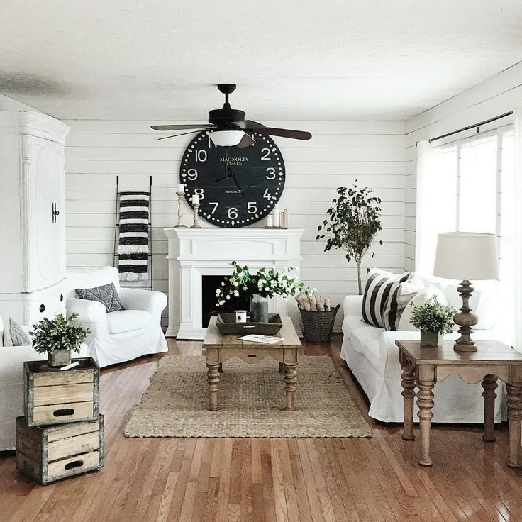 Modern Farmhouse Living Room Decor 10 Modern Farmhouse Living Room Ideas Housely