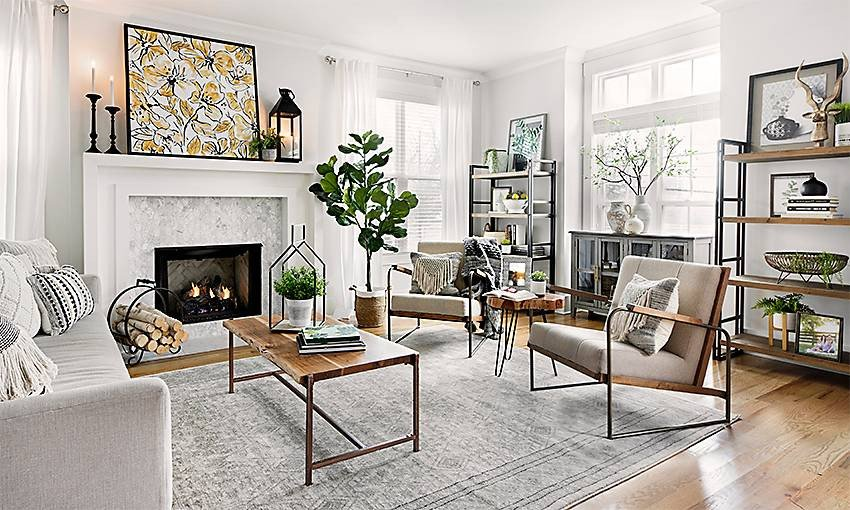Modern Farmhouse Living Room Decor Modern Farmhouse Decor