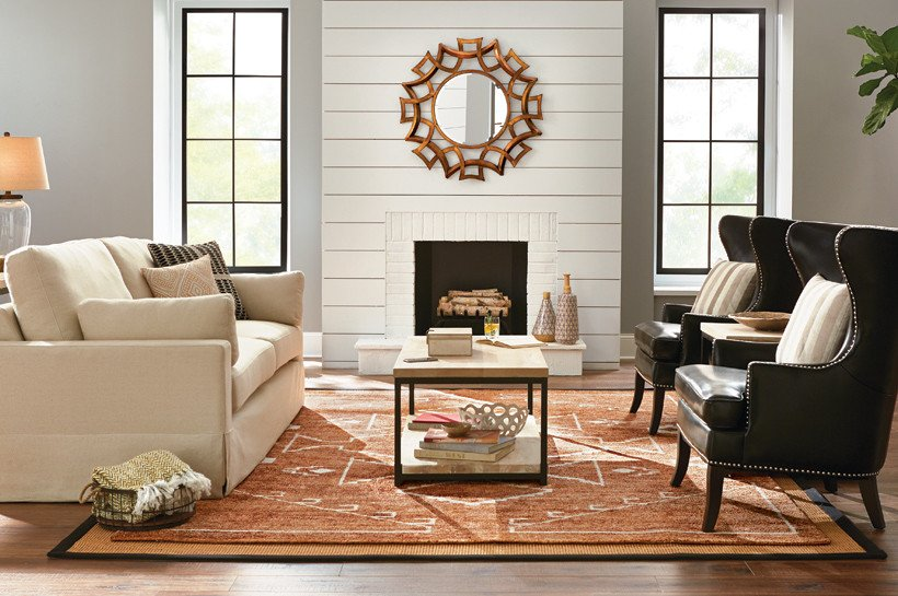 Modern Farmhouse Living Room Decor Modern Farmhouse Living Room – the Home Depot