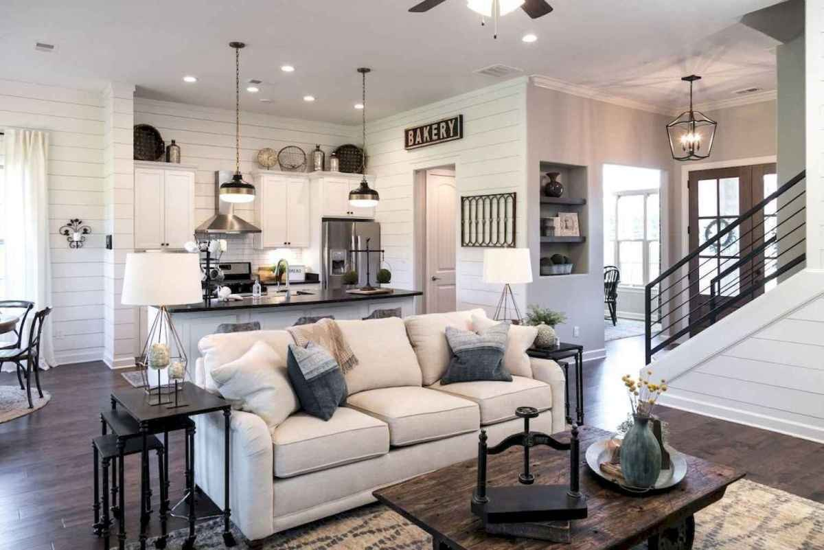 Modern Farmhouse Living Room Decorating Ideas 54 Cozy Modern Farmhouse Living Room Decor Ideas
