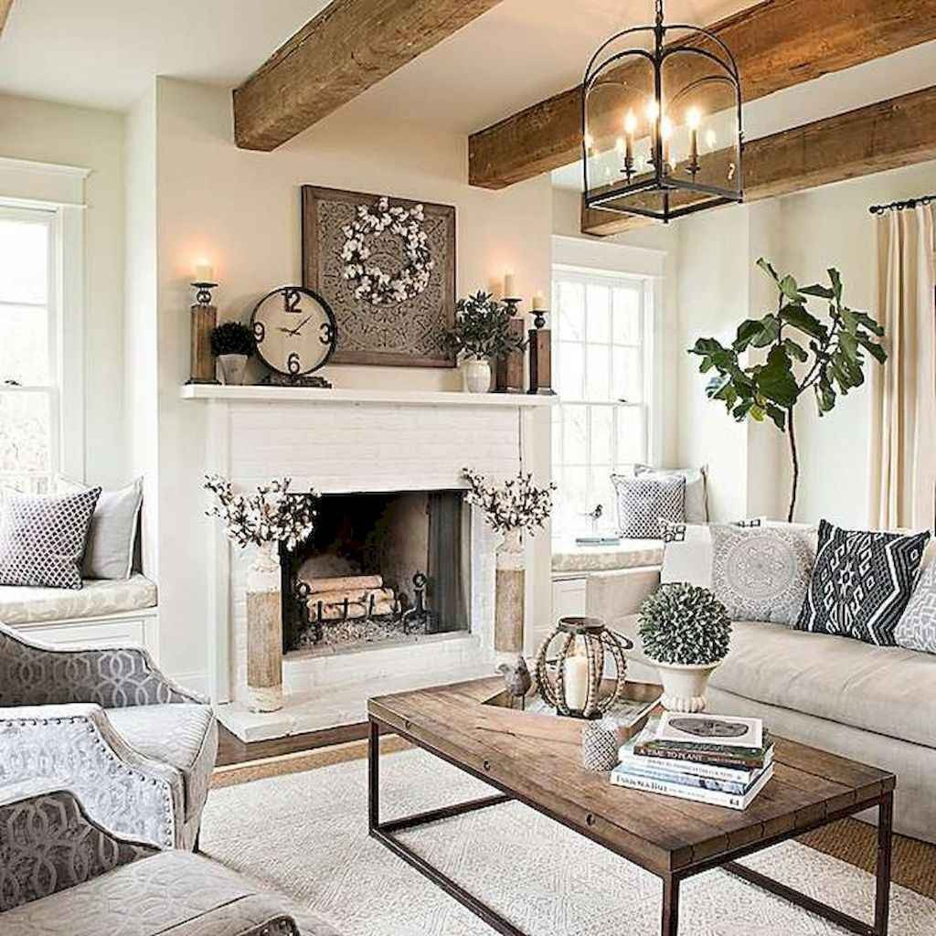 Modern Farmhouse Living Room Decorating Ideas 72 Cozy Modern Farmhouse Living Room Decor Ideas