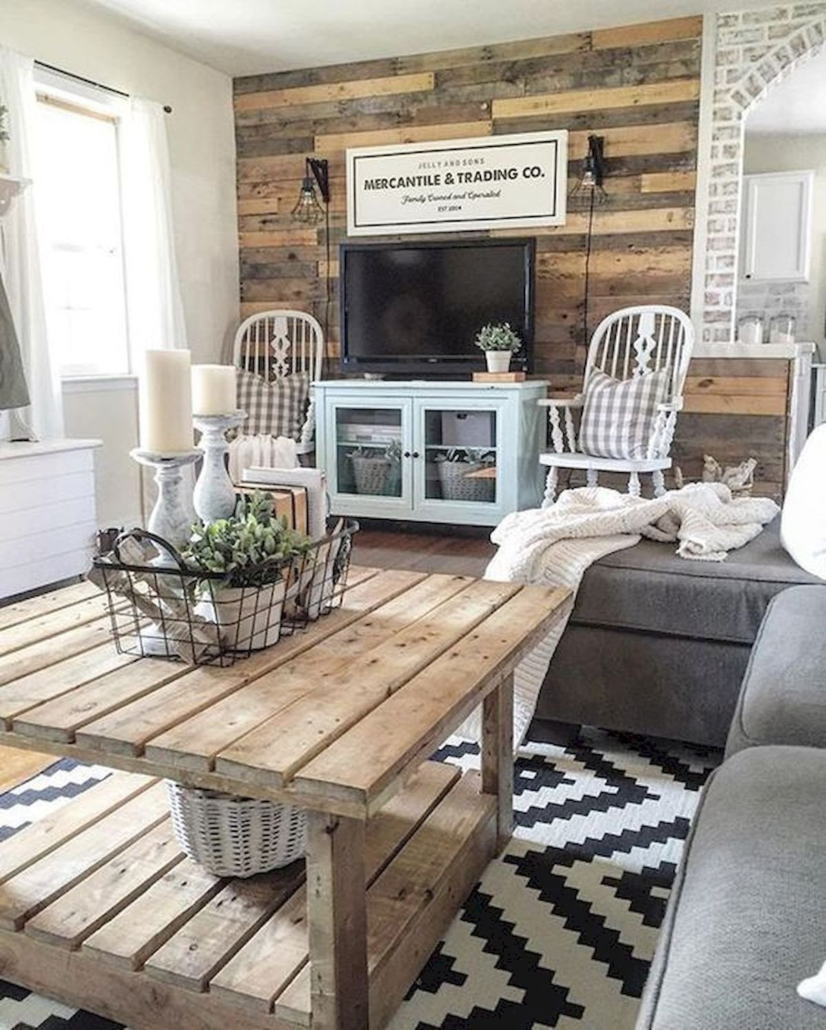 Modern Farmhouse Living Room Decorating Ideas 80 Best Furniture for Modern Farmhouse Living Room Decor