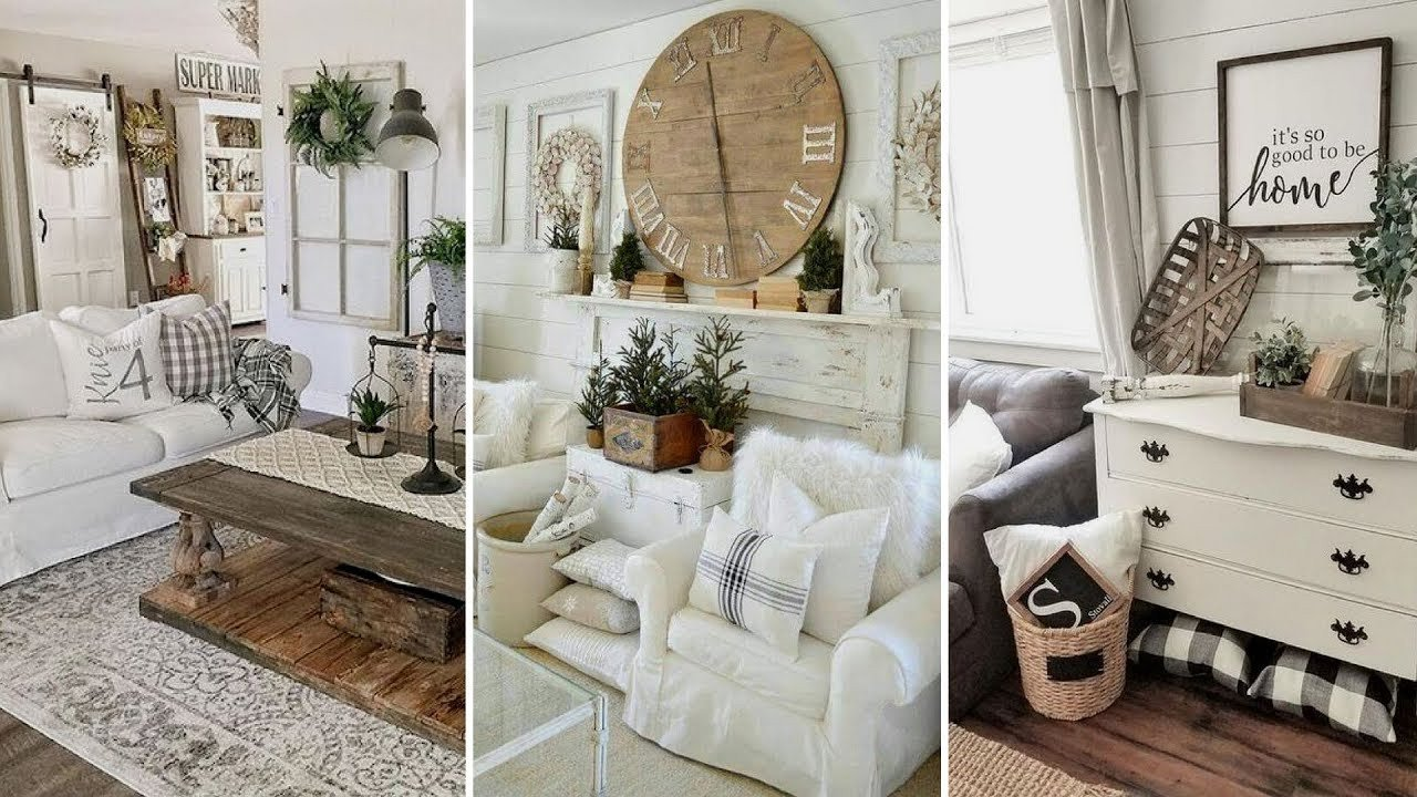 Modern Farmhouse Living Room Decorating Ideas Diy Chic Style Modern Farmhouse Living Room Decor Ideas