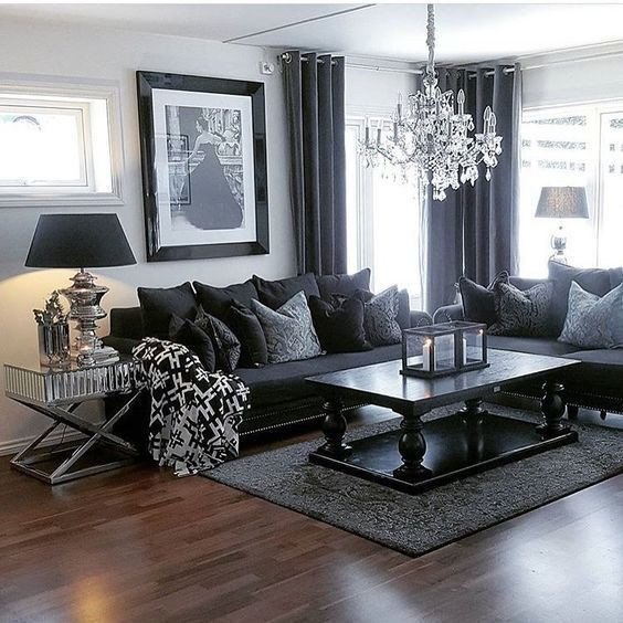 Modern Grey Living Room Decorating Ideas 1000 Images About Home Projects On Pinterest