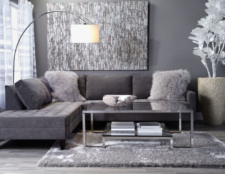 Modern Grey Living Room Decorating Ideas 20 Silver Grey Living Room Ideas Best 25 Silver Living