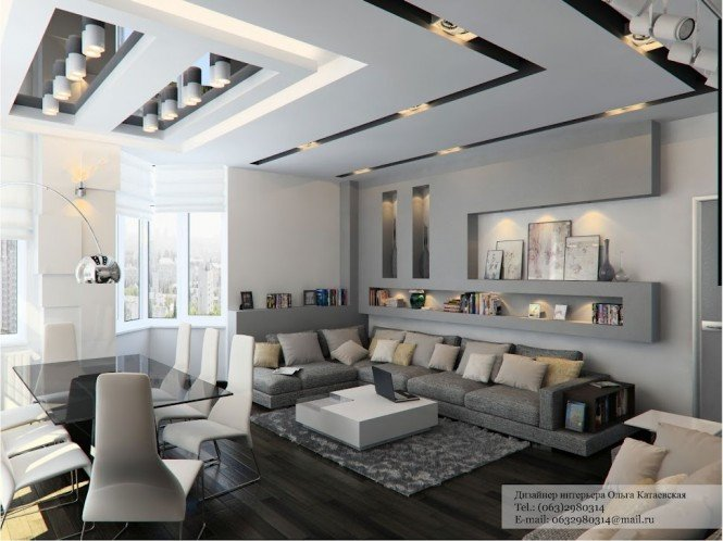 Modern Grey Living Room Decorating Ideas 69 Fabulous Gray Living Room Designs to Inspire You