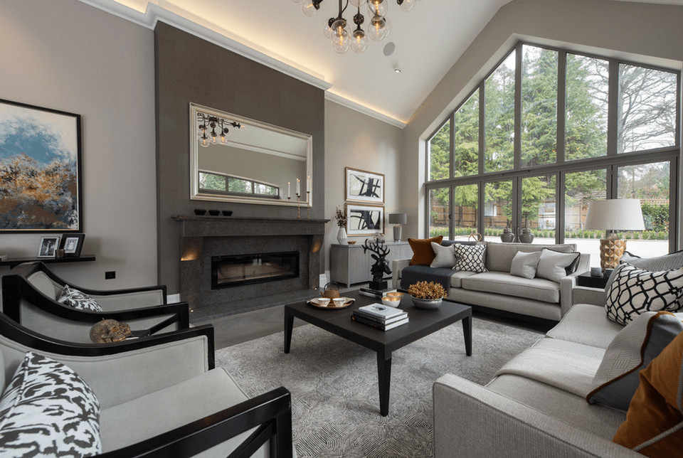 Modern Grey Living Room Decorating Ideas Beautiful Gray Living Room Ideas